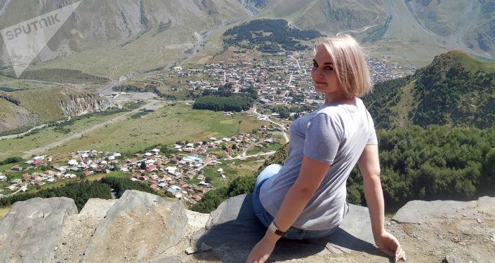 Первый заграничный отпуск колумниста Наталии Князевой в Грузии