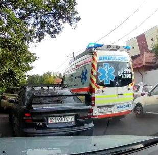 Позитивный случай на дороге произошел сегодня утром.