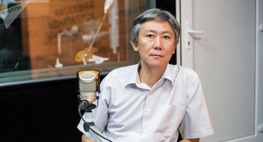 Мамлекеттик ипотекалык компаниясынын төрайымынын орун басары Нуржигит Үсөнакун уулу