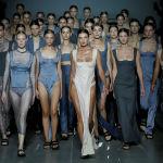 Презентация коллекции дизайнера Эльвиры Гасановой на Украинской неделе моды