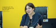 Медиаменеджер и продюсер из России Наталья Лосева
