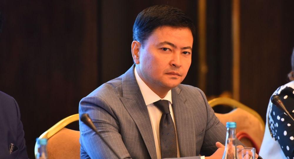 Член президиума Делового совета ЕАЭС, президент Кыргызского союза промышленников и предпринимателей Данил Ибраев