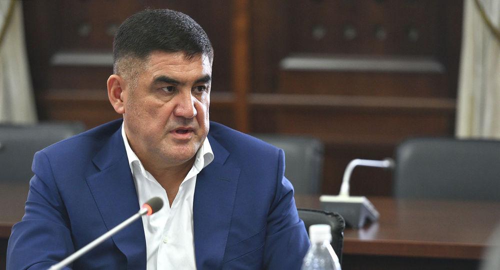 Ички иштер министринин мурдагы орун басары Курсан Асанов