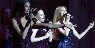 В Бишкеке прошел концерт двух групп из России — Bel Suono и Сопрано Турецкого. Программу открыл творческий коллектив Bel Suono.