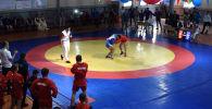 Несмотря на товарищеский статус соревнований, поединки оказались жесткими и принципиальными.