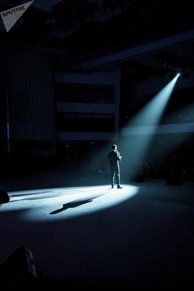 Бишкекчанам пришелся по душе новый формат музыкального шоу
