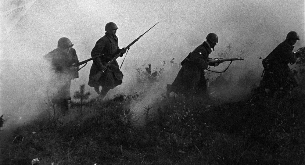Великая Отечественная война. Архивное фото