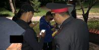 В Бишкеке выявили 135 несовершеннолетних, которые в ночное время находились на улице без сопровождения взрослых