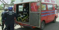 В Бишкеке провели учения по спасению людей во время происшествий разного вида — аварий, пожаров, землетрясений и другие. В стране проводится месячники по снижению рисков во время стихийных бедствий.