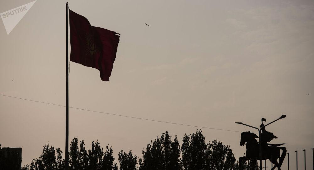 Бишкек Ала-Тоо аянты. Архивдик сүрөт