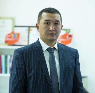 Биринчи Май районунун акиминин орун басары Адилет Малдыбаев