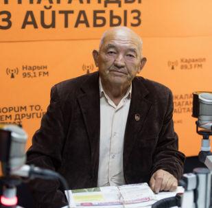 Журналист, иликтөөчү Жоомарт Бейшеналиев