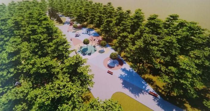 В следующем году в столице появятся еще два парка в северной и южной частях