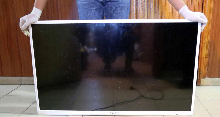 В одном из домов в Бишкеке нашли множество краденых вещей