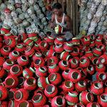 Индиядагы чопо чеберканасы