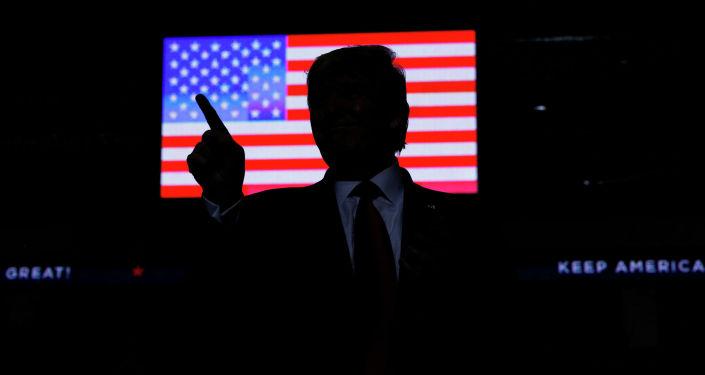 Архивное фото президента США Дональда Трампа