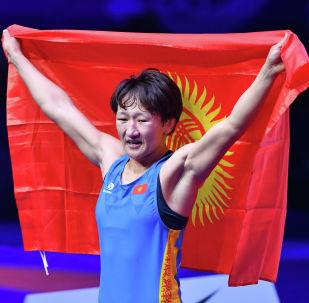 20-сентябрь күнү Айсулуу Тыныбекова дүйнө чемпиону болду!