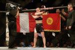 Кыргызстандык мушкер, UFC чемпиону Валентина Шевченко. Архивдик сүрөт