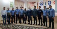 В Бишкеке пройдет конкурс Эр жигит среди милиционеров, наподобие конкурса красоты