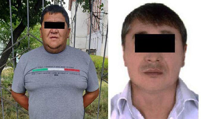 Подозреваемые за незаконное хранение оружия на Иссык-Куле