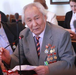 Рамис Рыскулов. Архивдик сүрөт
