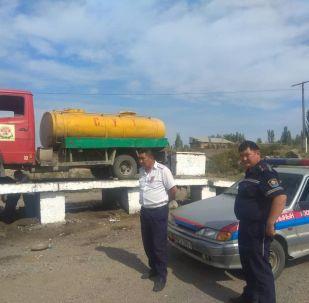 В Иссык-Кульской области правоохранители задержали мужчину, подозреваемого в совершении смертельного автонаезда