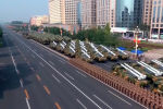 В Пекине сегодня, 1 октября, по случаю 70-летия КНР власти провели крупнейший в своей истории военный парад.