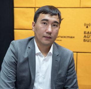 Грэпплинг федерациясынын башчысы Тынчтык Сулайманов
