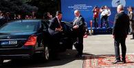 В столице Армении прошло заседание Высшего Евразийского экономического совета. В нем принимали участие главы стран-членов ЕАЭС, Кыргызстан представлял президент Сооронбай Жээнбеков.