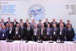 37-е совещание Координационного совета и Координационной группы экспертов Евразия, объединяющее провайдеров аэронавигационного обслуживания стран СНГ, прошло 23-26 сентября в Алматы (Казахстан).