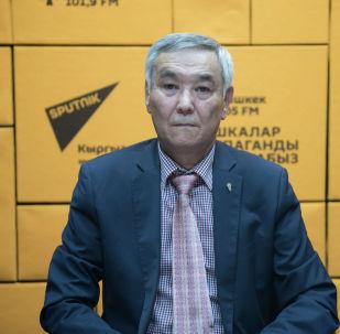 Соода-өнөр жай палатасынын улук вице-президенти Амангелди Давлеталиев