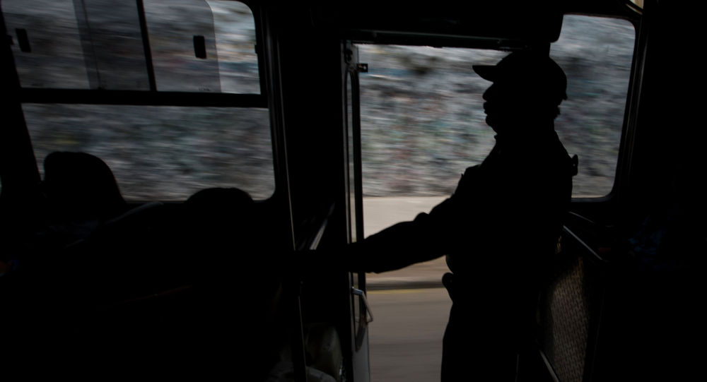 Автобус. Архивдик сүрөт