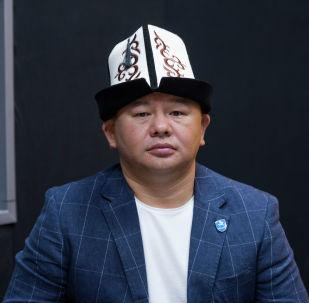 Көк бөрү федерациясынын башкы калысы Марат Сырдыбаев