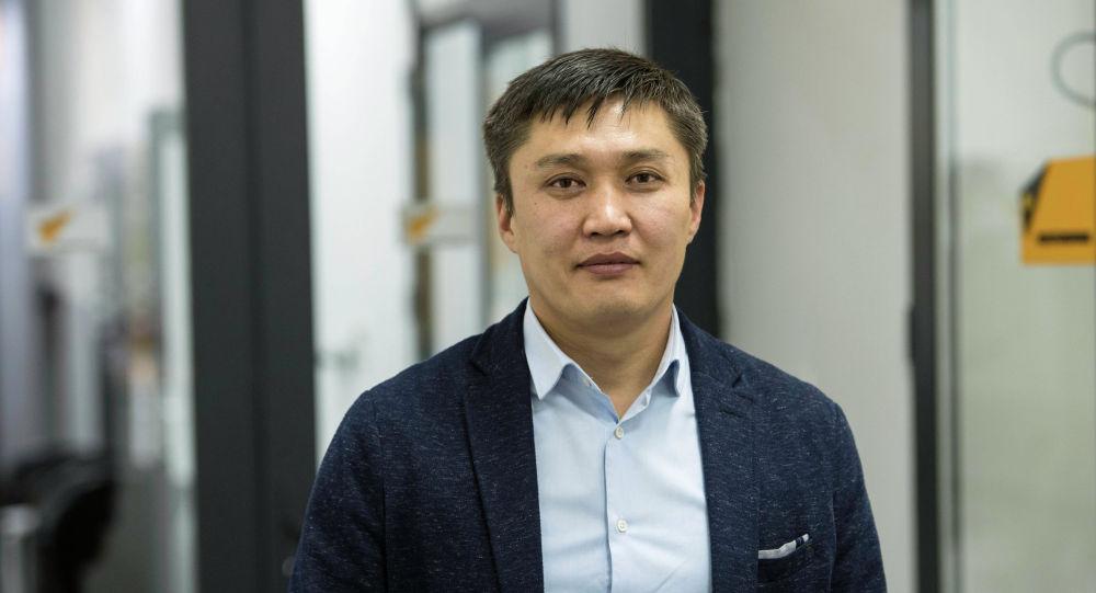 KyrSEFF туруктуу энергияны каржылоо долбоорунун инженери Салават Соронбаев