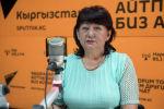 Мамлекеттик Кыргыз почтасы ишканасынын эл аралык бөлүмүнүн башчысы Дамира Орозбекова
