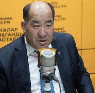 Билим берүү жана илим министри Каныбек Исаков