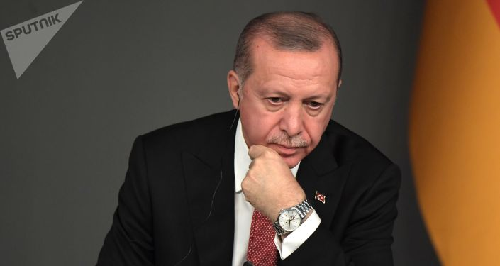 Түркия президенти Режеп Тайип Эрдоган. Архивдик сүрөт