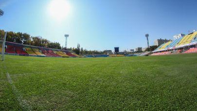Бишкектеги Дөлөн Өмүрзаков атындагы башкы стадион. Архивдик сурөт