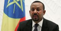 Эфиопиянын премьер-министри Абий Ахмед Алиге