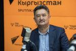 Кыргызстан фракциясынын лидери Алмазбек Баатырбеков