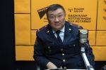 ИИМдин ЖКККББнын жетекчисинин орун басары Нур Сатыбалдиев