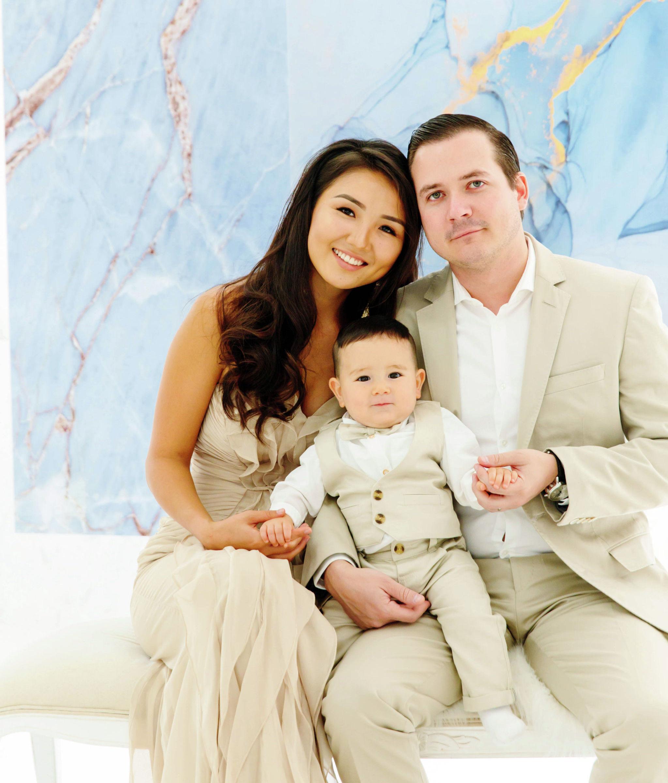 Кыргызстанка Чолпон Улукбекова с мужем и сыном живут в ЮАр