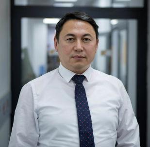 Бишкек шаарынын Свердлов райондук администрациясынын башчысы Мурат Осмонов