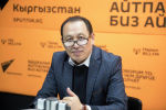 Ак Илбирс киноакадемиясынын жетекчиси Таалайбек Кулмендеев