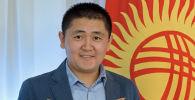 Кыргызстандын режиссеру Мирлан Абдыкалыковдун архивдик сүрөтү