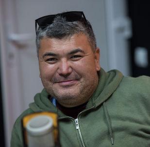 Sputnik Кыргызстан агенттигинин креативдүү продюсери Эрнис Темиркан