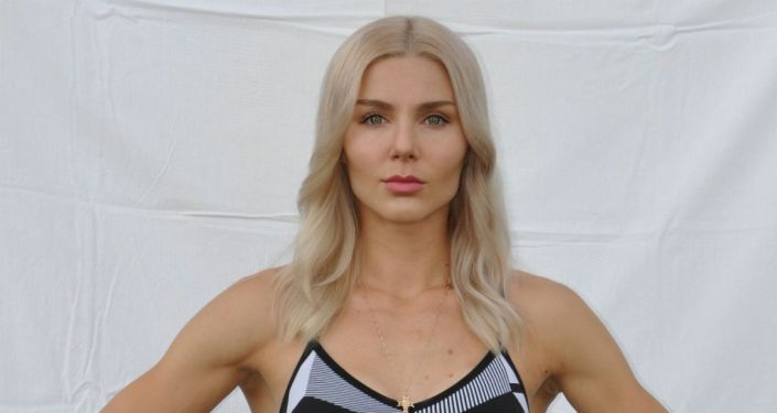 Боец ММА из Беларуси Екатерина Вандарьева