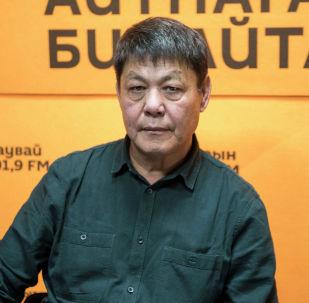 Жергиликтүү өз алдынча башкаруу союзунун директорунун орун басары Кадырали Иманов