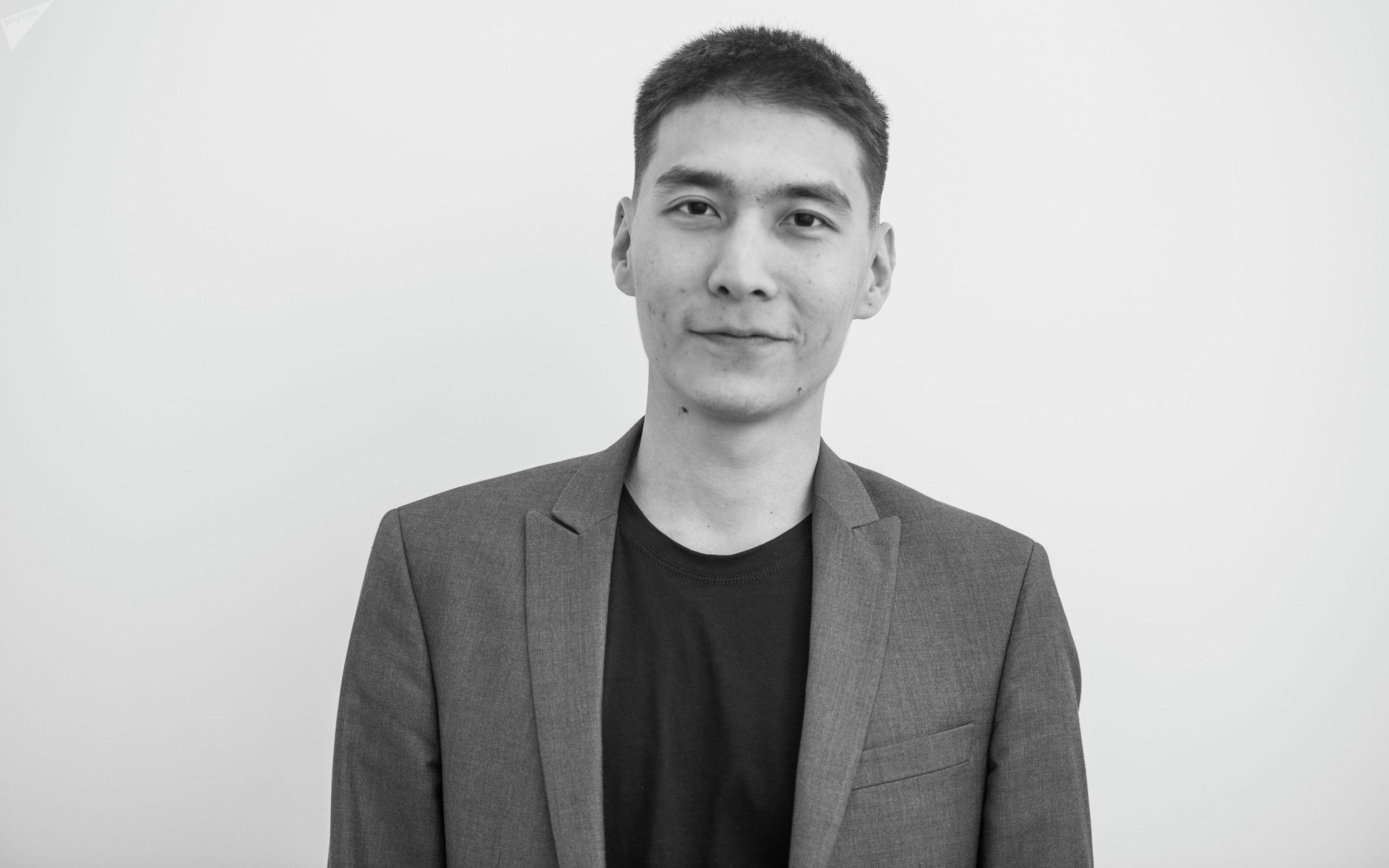 SMM-специалист Sputnik Кыргызстан Эркин Садыков