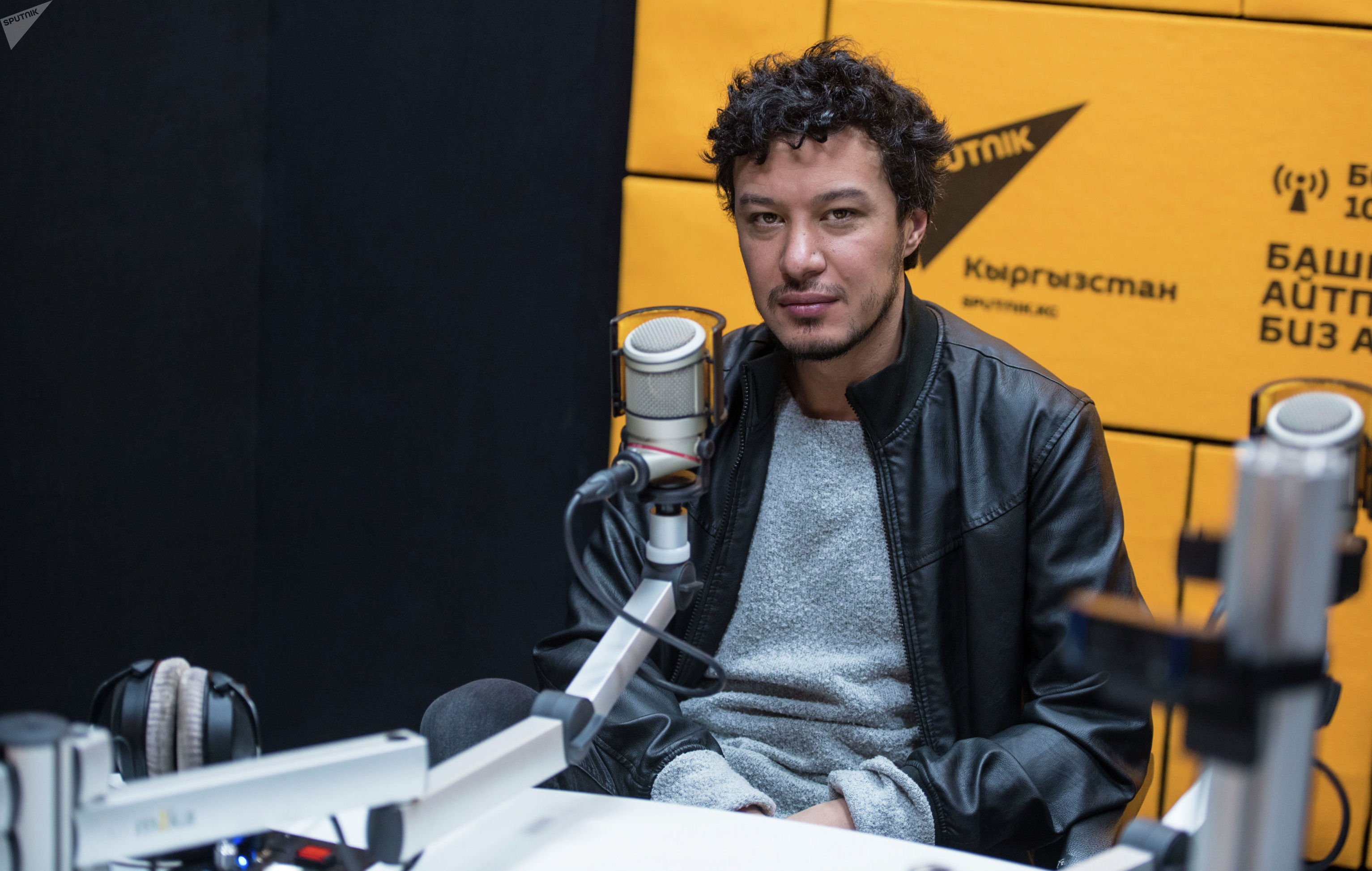 Ведущий радио Sputnik Кыргызстан Тимур Осмонов